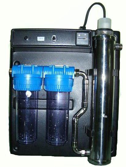Systeme de filtration puissant pour potabiliser l 39 eau de pluie for Eau de pluie potable ou non