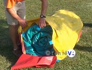sac transport gonflable