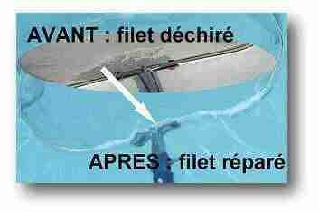 Colle piscine procol mastic blanc r paration de fuite sous for Reparation liner piscine sous l eau
