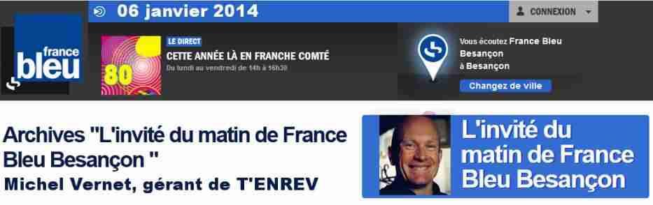 radio france bleu 06 01 2014