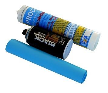 Colle sous l 39 eau r paration de fuite piscine liner proflex procol colh2o - Rustine pour piscine autoportee ...