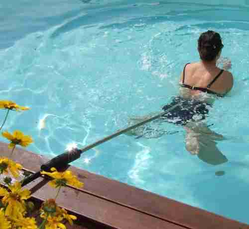 perche de nage