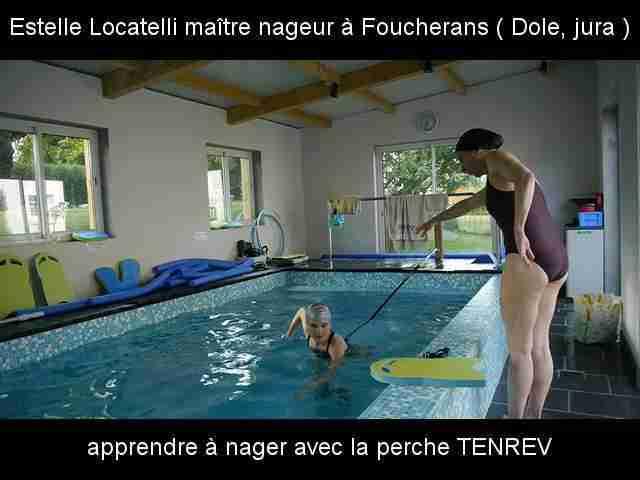 Comparatif nage contre courant statique avec lastique turbine et perche d - Elastique pour nager piscine ...