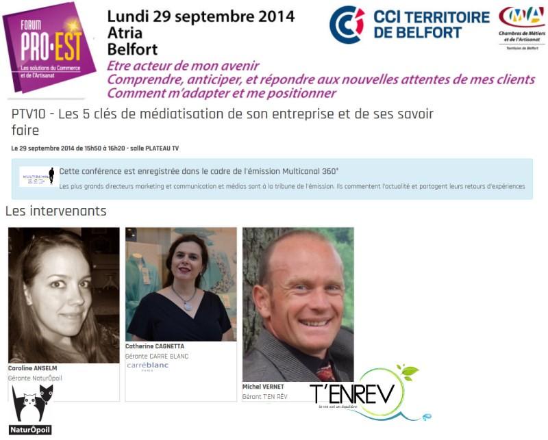 forum des CCI de l'est de la France