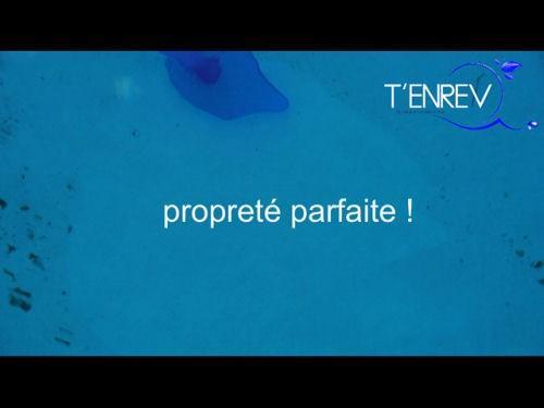 aspirateur de vase de piscine par siphon