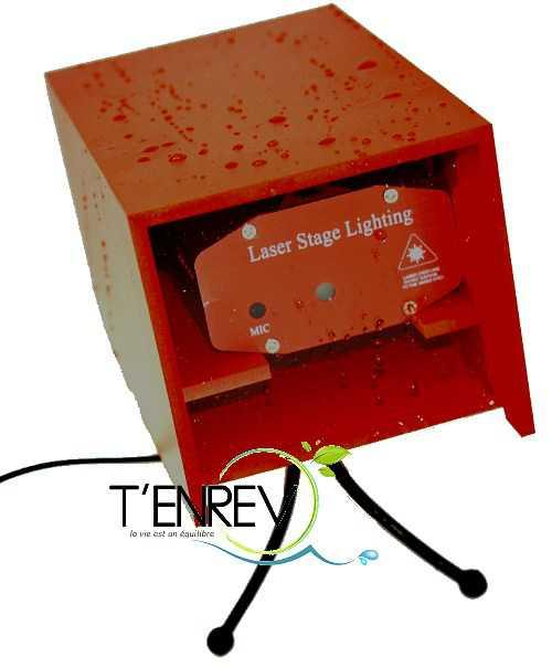 Laser + boite