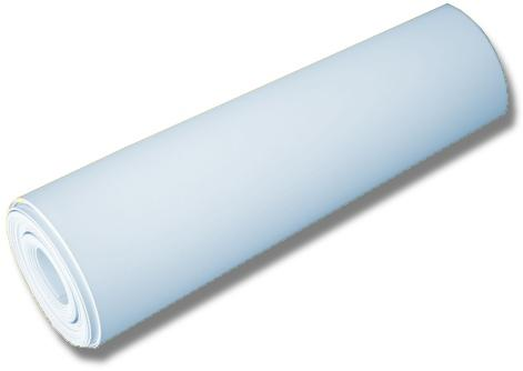 rustine de liner sur mesure bleu pâle