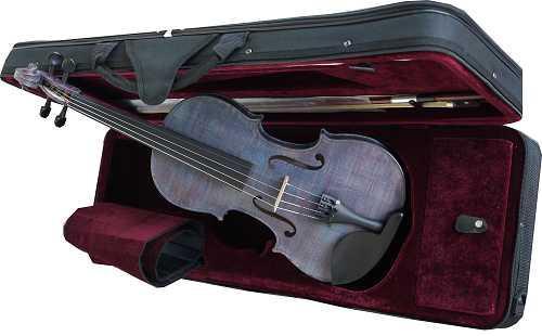 violon violet