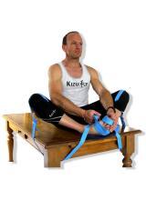 sangle de yoga postures étirement