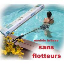 perche de nage avec ceinture néoprène