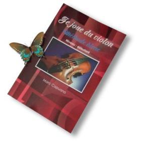 Méthode d'apprentissage du violon bleu Marc Capuano