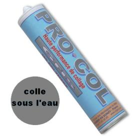 VENTE FLASH procol GRIS colle piscine
