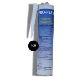 NOIR Colle Proflex réparation tuyaux panneaux solaires etc ...