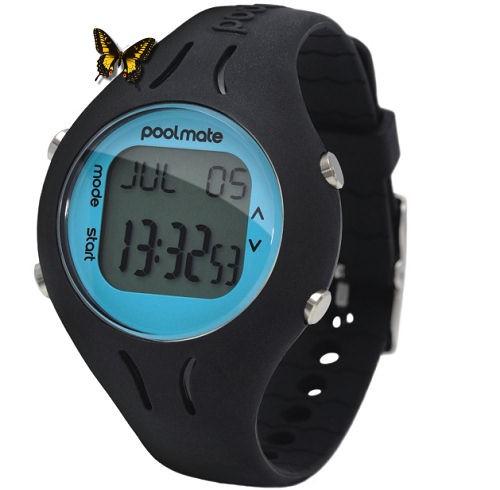 La montre de natation qui calcule le nombre de longueurs