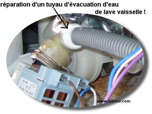 proflex répare les fuites de tuyaux !