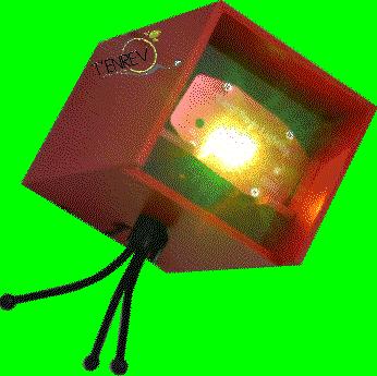 laser noël