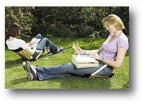 chaise su doise ergolife dossier de plage ergonomique plus mal au dos. Black Bedroom Furniture Sets. Home Design Ideas