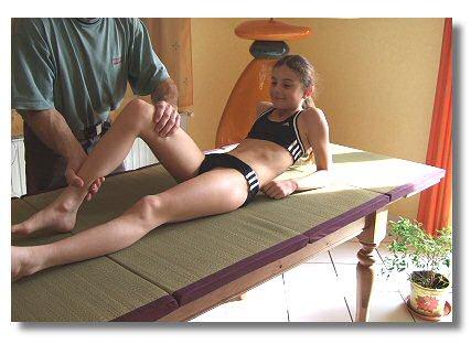 tatami idéal pour table de massage