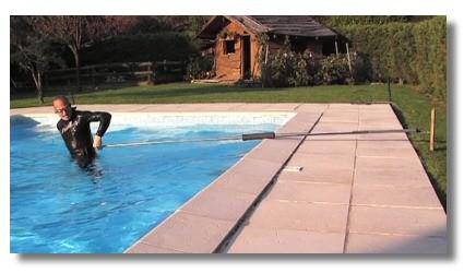 Appareil entrainement de natation triathlon comp tition contre courant - Elastique pour nager piscine ...