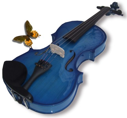 Violons bleus Tenrev