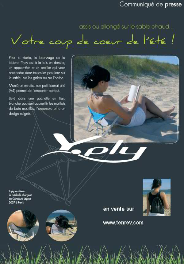 yply dossier presse